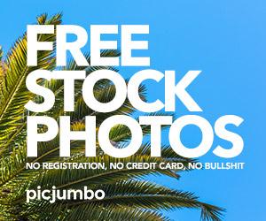 picjumbo — fotografie pro vaše projekty naprosto zdarma